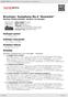 """Digitální booklet (A4) Bruckner: Symphony No.4 """"Romantic"""""""