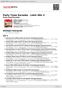 Digitální booklet (A4) Party Tyme Karaoke - Latin Hits 3