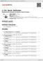 Digitální booklet (A4) J. Chr. Bach: Sinfonien