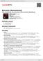 Digitální booklet (A4) Belcanto [Remastered]