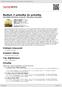 Digitální booklet (A4) Nedbal: Z pohádky do pohádky