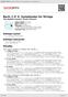 Digitální booklet (A4) Bach, C.P. E. Symphonies for Strings