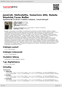 Digitální booklet (A4) Janáček: Sinfonietta, Šumařovo dítě, Balada blanická,Taras Bulba