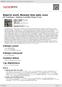 Digitální booklet (A4) Báječní muži, Nemám hlas jako zvon