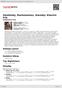 Digitální booklet (A4) Zemlinsky, Rachmaninov, Arensky: Klavírní tria