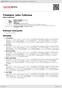 Digitální booklet (A4) Timeless: John Coltrane