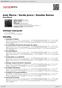 Digitální booklet (A4) José Merce / Verde Junco / Hondas Raices