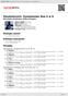 Digitální booklet (A4) Shostakovich: Symphonies Nos.5 & 9