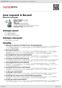 Digitální booklet (A4) Joue Legrand & Becaud