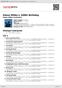 Digitální booklet (A4) Glenn Miller's 100th Birthday