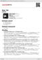 Digitální booklet (A4) Que Tal