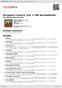Digitální booklet (A4) European Concert, Vol. 1 (HD Remastered)