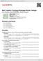 Digitální booklet (A4) Del Tredici: Syzygy/Vintage Alice/ Songs