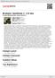Digitální booklet (A4) Brahms: Symfonie č. 2 D dur