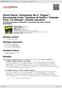 """Digitální booklet (A4) Saint-Saens: Symphony No.3 """"Organ""""; Bacchanale from """"Samson et Dalila""""; Prélude from """"Le Déluge""""; Danse macabre"""