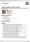 Digitální booklet (A4) Lukáš Sommer: Three Concerts