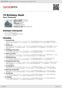 Digitální booklet (A4) 70 Birthday Bash