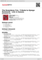 Digitální booklet (A4) The Rosenberg Trio / Tribute to Django Reinhardt - Live in Samois