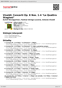 """Digitální booklet (A4) Vivaldi: Concerti Op. 8 Nos. 1-4 """"Le Quattro Stagioni"""""""