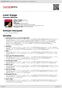 Digitální booklet (A4) Love Songs