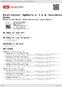 Digitální booklet (A4) Beethoven: Symfonie č. 1 a 8, Zasvěcení domu