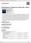 Digitální booklet (A4) Rachmaninov: Sonáty pro violoncello a klavír