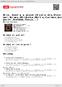 Digitální booklet (A4) Árie, dueta a písně (O sole mio,Vieni sul mar,Xerxes,Afričanka,Marta,Carmen,Lovci perel,Bohéma,Tosca,..)