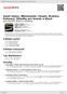 Digitální booklet (A4) Saint-Saëns, Wieniawski, Chopin, Brahms, Debussy: Skladby pro housle a klavír