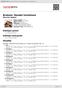 Digitální booklet (A4) Brahms: Handel Variations