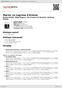 Digitální booklet (A4) Marini: Le Lagrime d'Ermina