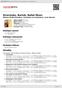 Digitální booklet (A4) Stravinsky, Bartok: Ballet Music