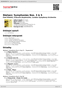 Digitální booklet (A4) Nielsen: Symphonies Nos. 3 & 5