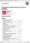 """Digitální booklet (A4) 20 Auténticos Éxitos Recuerdos Del Rock """"Baladas"""""""