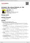 Digitální booklet (A4) Schubert: Die schone Mullerin, D. 795