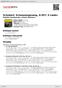 Digitální booklet (A4) Schubert: Schwanengesang, D.957; 5 Lieder