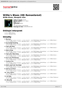 Digitální booklet (A4) Willie's Blues (HD Remastered)