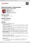 Digitální booklet (A4) Rimsky-Korsakov: Scheherazade