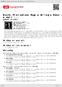 Digitální booklet (A4) Bach: Preludium, Fuga a Allegro D dur / Suita e moll ....