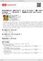 Digitální booklet (A4) Schumann: Koncert pro klavír, Dětské scény... / Franck : Symfonické variace