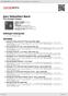 Digitální booklet (A4) Jazz Sebastien Bach