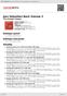 Digitální booklet (A4) Jazz Sebastien Bach Volume 2