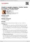 """Digitální booklet (A4) Vivaldi: Le quattro stagioni / Tartini: Sonata in G minor """"Trillo del Diavolo"""""""
