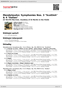 "Digitální booklet (A4) Mendelssohn: Symphonies Nos. 3 ""Scottish"" & 4 ""Italian"""