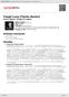 Digitální booklet (A4) Tough Love [Tiesto Remix]