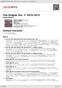 Digitální booklet (A4) The Singles Vol. 7: 1970-1972