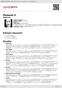 Digitální booklet (A4) Madame X