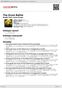 Digitální booklet (A4) The Drum Battle