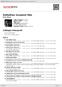 Digitální booklet (A4) Definitive Greatest Hits