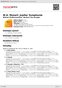 Digitální booklet (A4) W.A. Mozart: Jupiter Symphonie