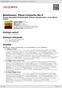 Digitální booklet (A4) Beethoven: Piano Concerto No.5